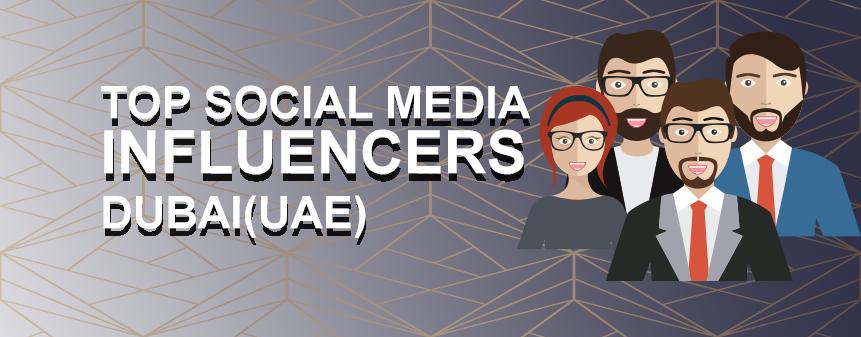 Top Social Media Influencers From Dubai (UAE)