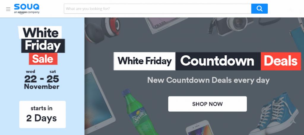 SOUQ White Friday