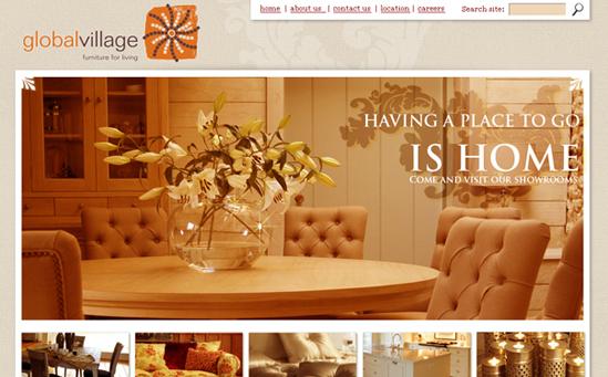 Furniture Magento Store